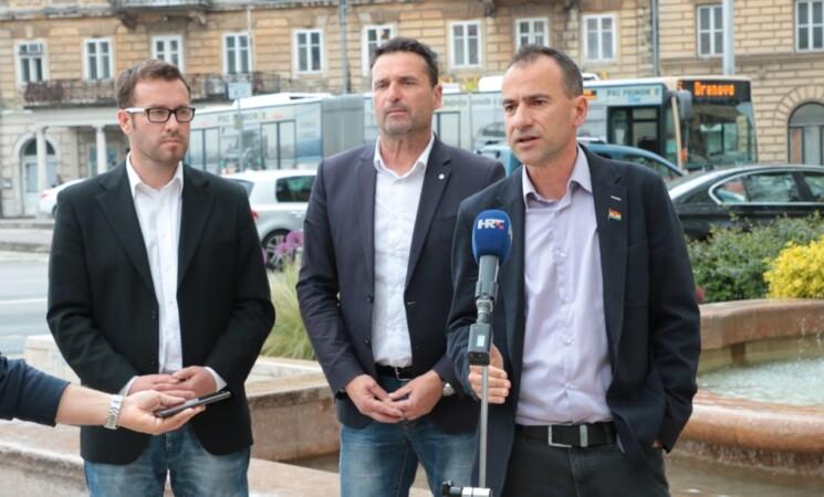 Koljanin, Lista za Rijeku, Kvarnerska i SU predali kandidaturu za župana i županijsku skupštinu