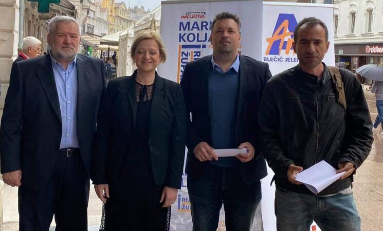 Srpske organizacije podržale Blečić Jelenović, Koljanina i Listu za Rijeku!
