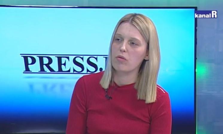 VIDEO: Predsjednica Kluba žena Liste za Rijeku gostovala u Pressjeku