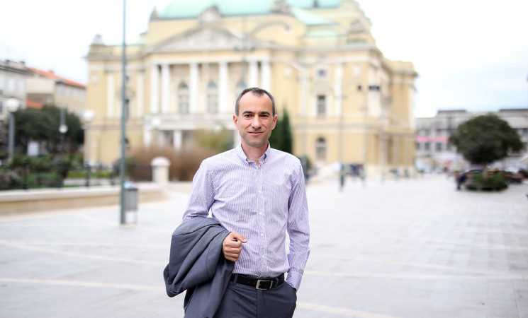 Danko Švorinić, sindaco - programma