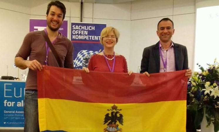 Švorinić, Marchig i Jakovac na skupštini EFA-e u Bavarskoj
