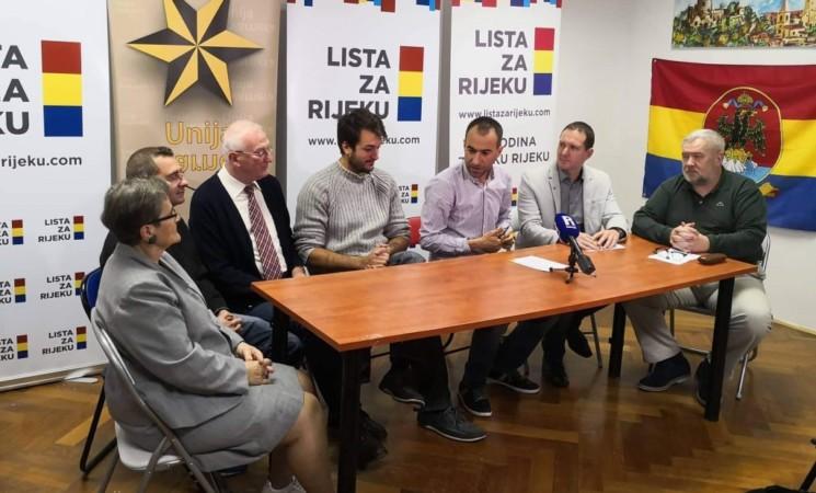 Švorinić: Lista za Rijeku postala treća politička stranka u gradu
