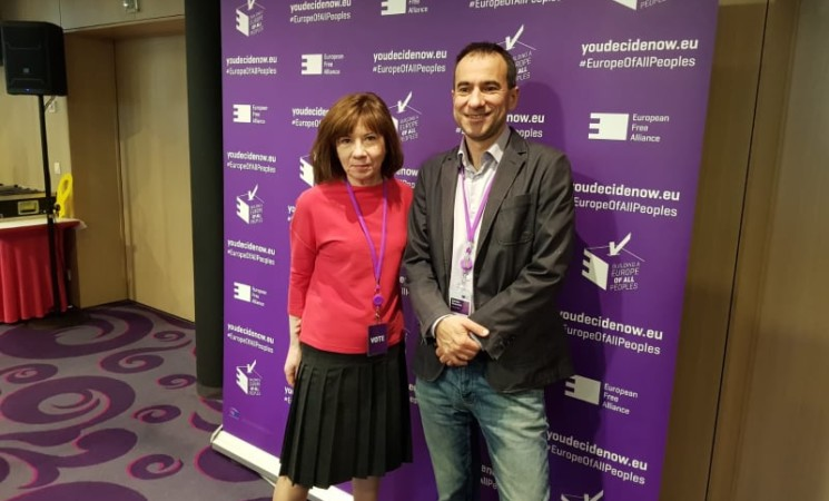 Nelida Pogačić izabrana u izvršni odbor EFA-e