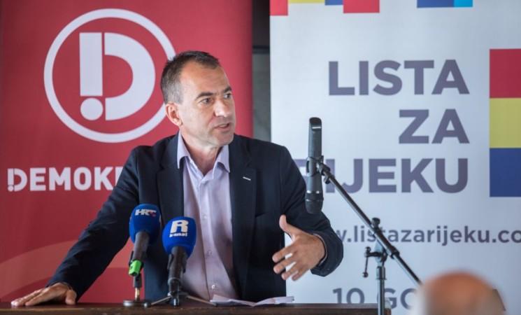 Lista za Rijeku po saborski mandat s Kajinom, Demokratima i Laburistima!