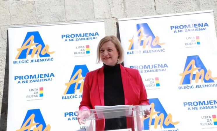 Ana Blečić Jelenović predstavila plan reforme mjesne samouprave