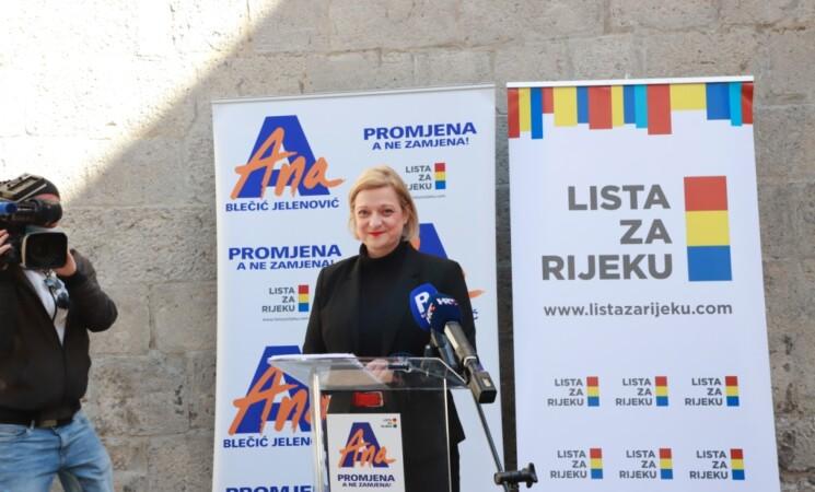 Ana Blečić Jelenović predstavila demografsku mjeru: Grad Rijeka treba sufinancirati trošak medicinski potpomognute oplodnje