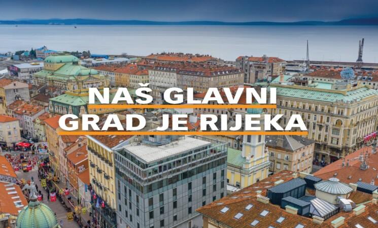 Lista za Rijeku za Gradsko vijeće: Naš glavni grad je Rijeka!