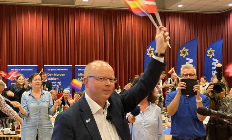 EFA stranka SSW ušla u njemački parlament!