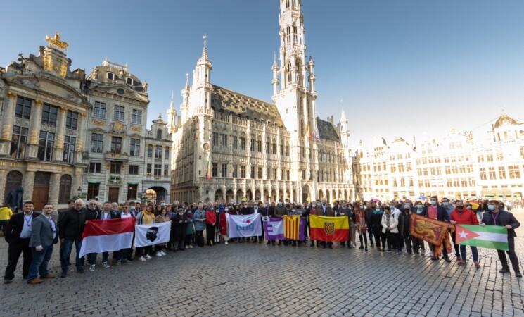 Lista za Rijeku i udruga SDR na skupštini EFA-e i fondacije Coppieters: 40 godina borbe za pravo na samoopredijeljenje i zaštitu manjinskih i jezičnih prava